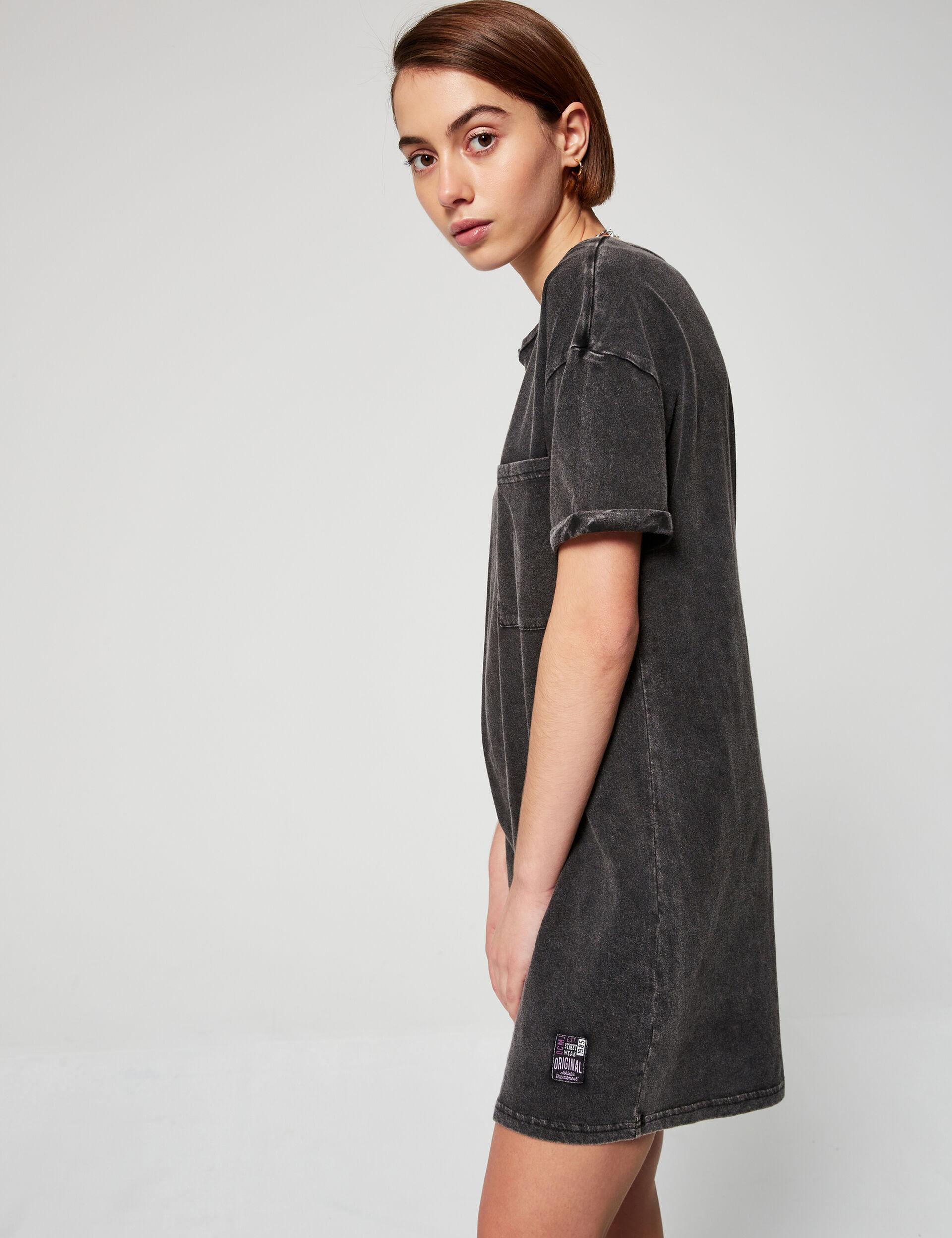 Robe esprit tee-shirt