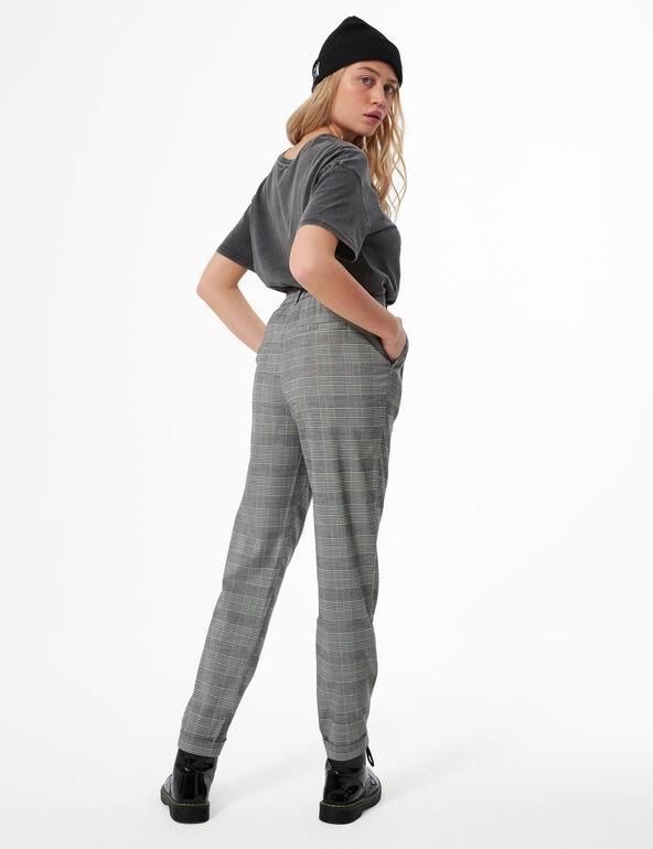 Pantalon ville imprimé