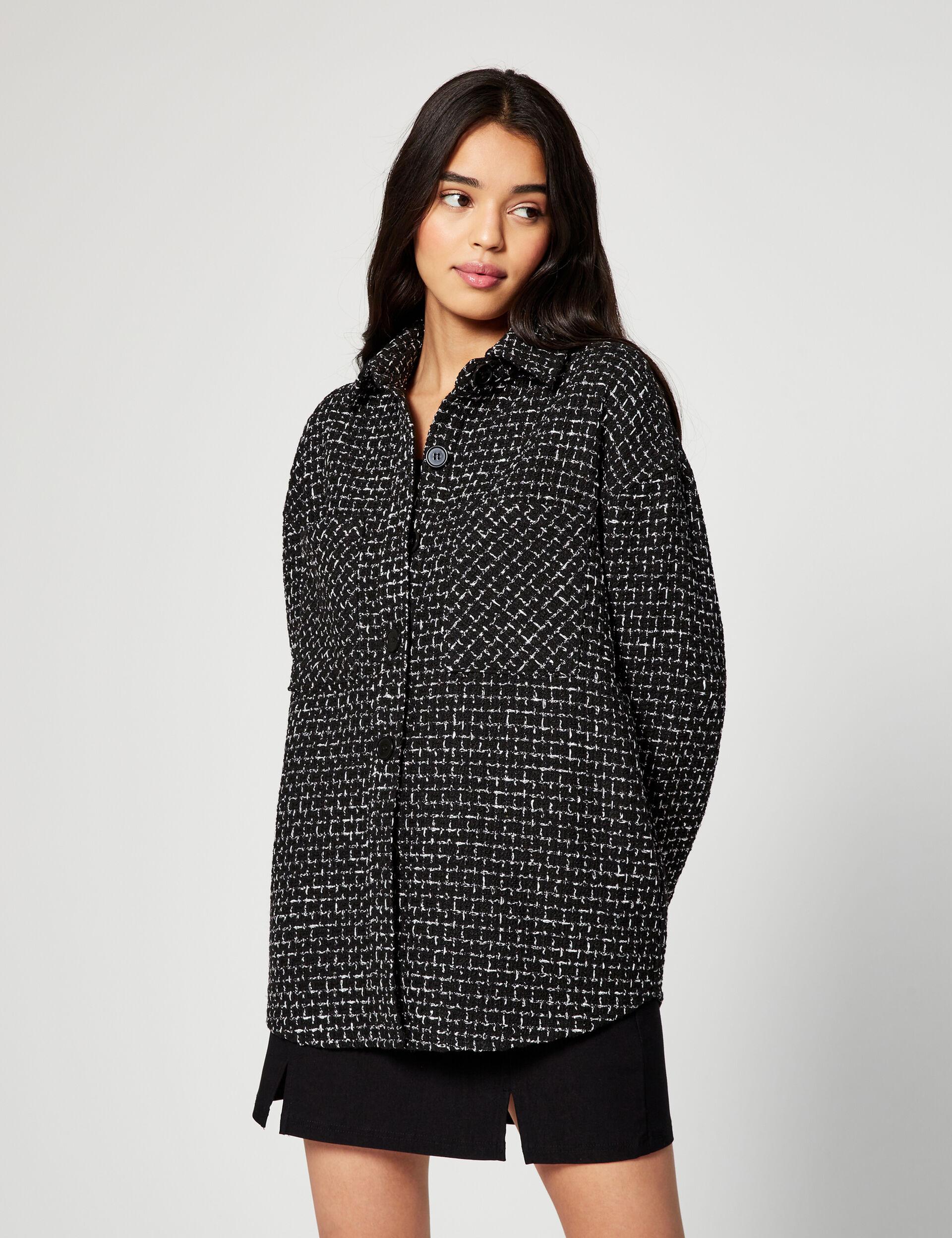 Veste esprit tweed