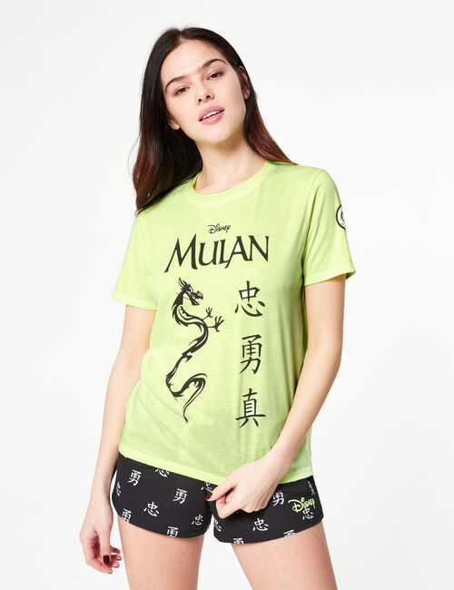 Set pyjama Disney Mulan