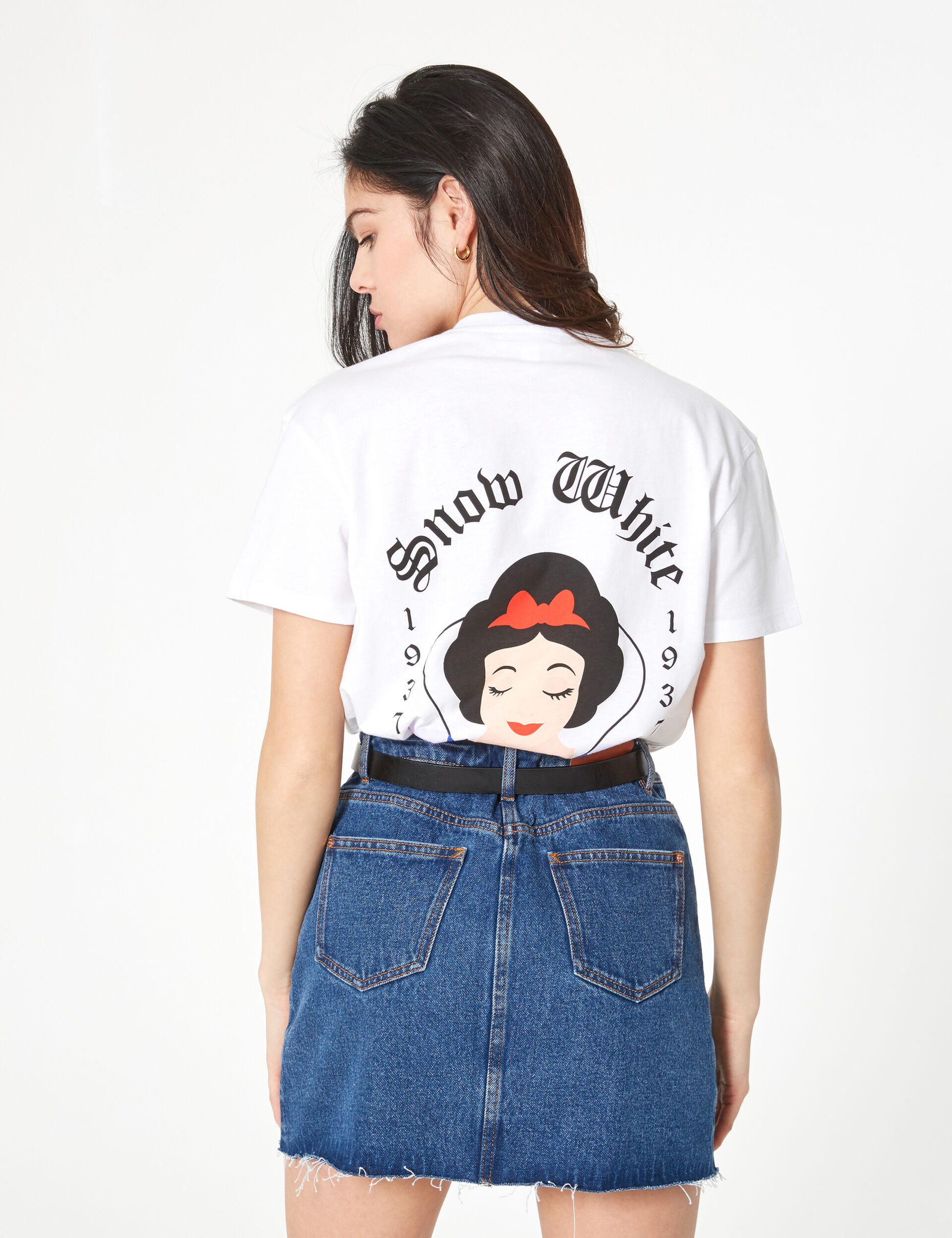 Tee-shirt Disney Blanche Neige