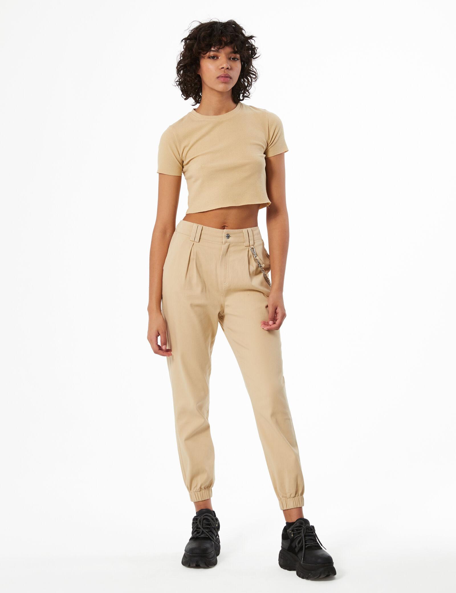 pantalon cargo femme jenyfer