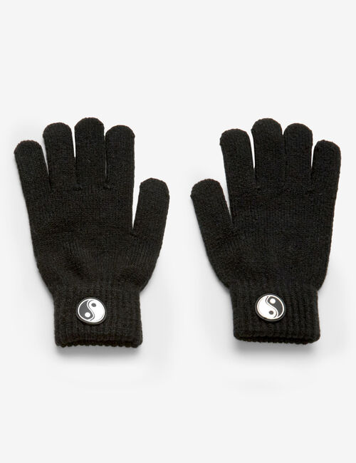 Basic patterned gloves