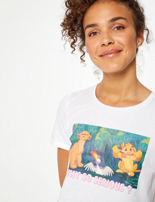 disney lion king pajama set
