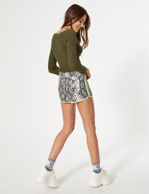 Python print shorts