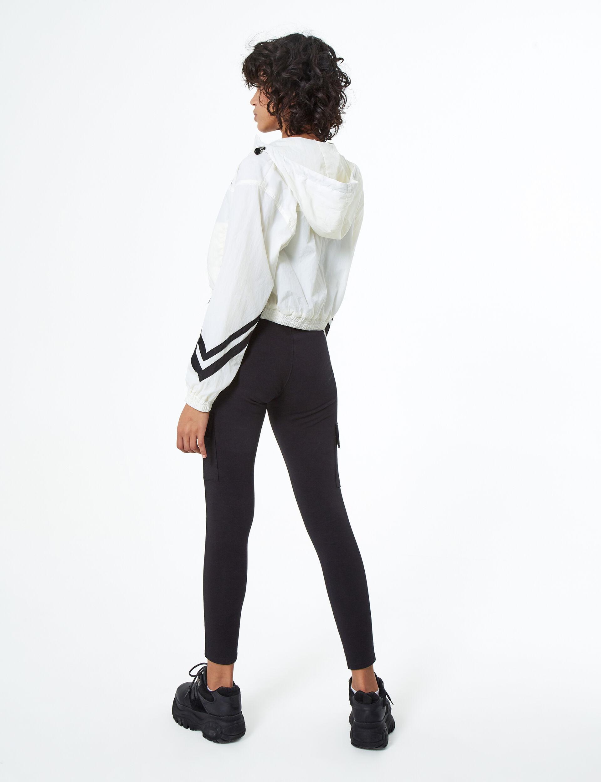 Jogging skinny à poches