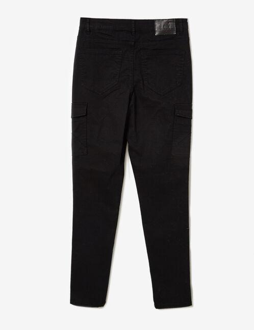 pantalon battle noir