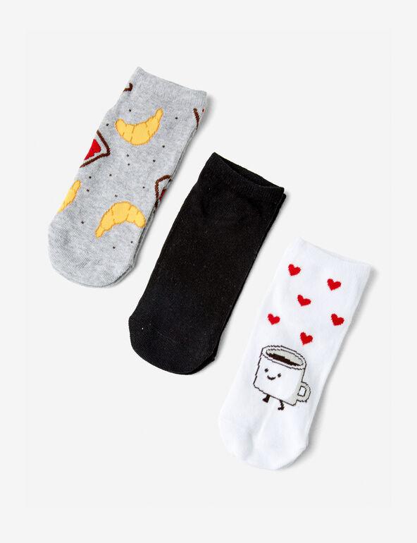 Breakfast socks