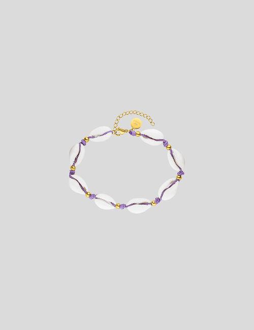 Bracelet de cheville Cowry Shell