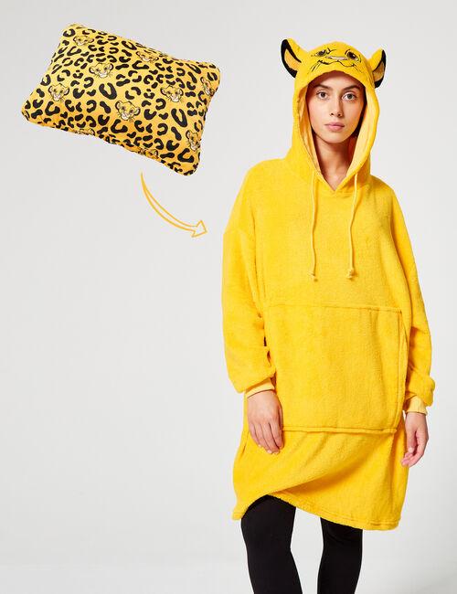 Disney Simba cosy hoodie