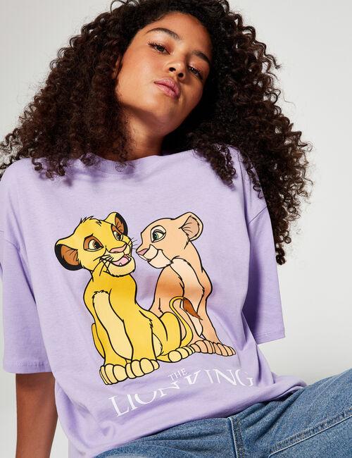 Tee-shirt Disney Roi Lion