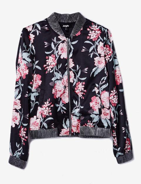 veste femme blazer parka manteau bomber jennyfer. Black Bedroom Furniture Sets. Home Design Ideas