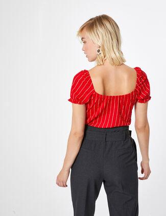 167fd4e1476797 T-shirt & Top Femme • Jennyfer