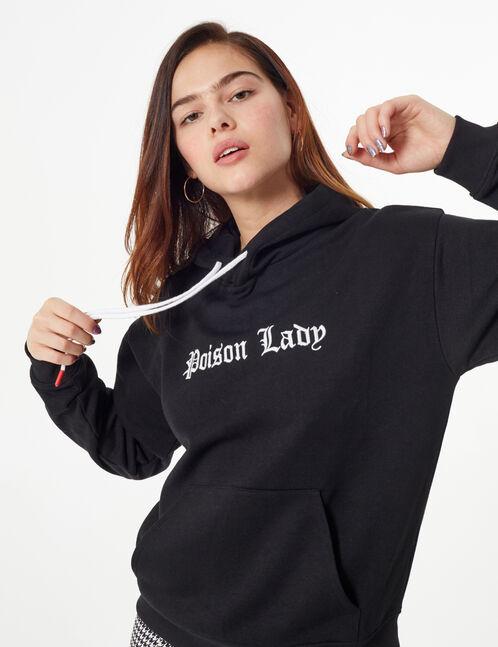 Poison lady sweatshirt