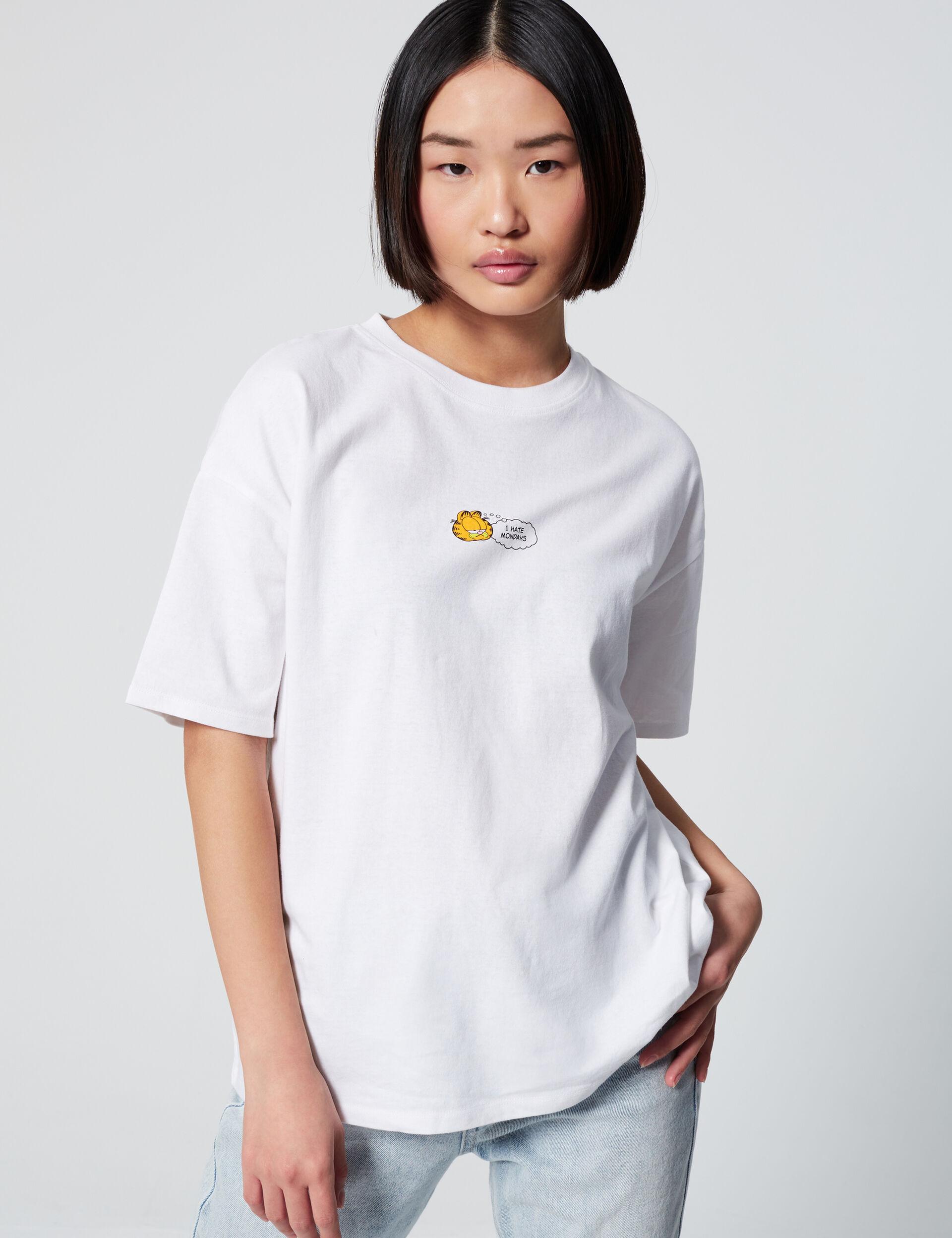 Tee-shirt Garfield