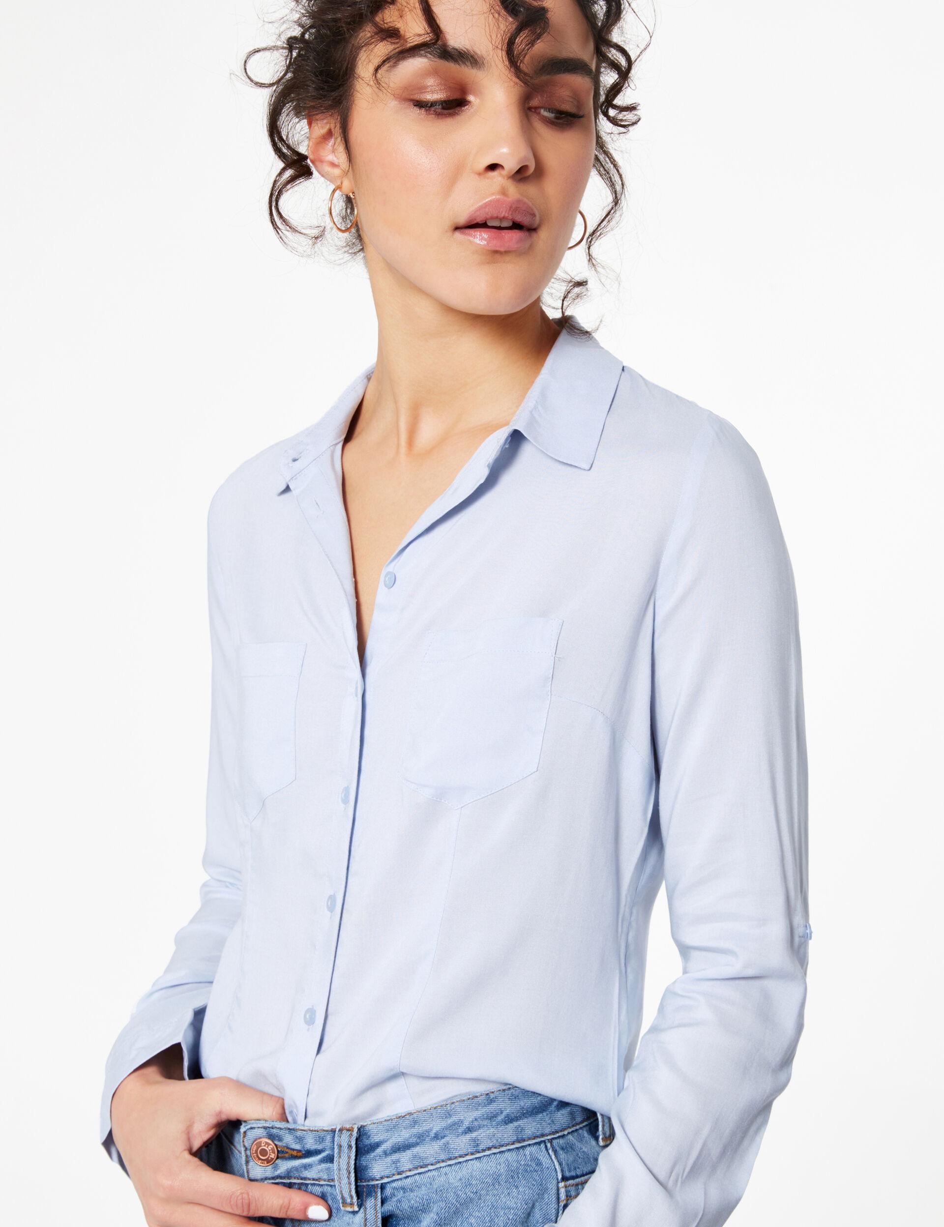 Camicia attillata