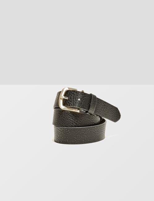 ceinture basic noire