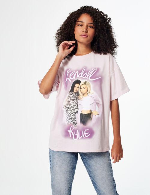 Tee-shirt oversize Kendall + kylie