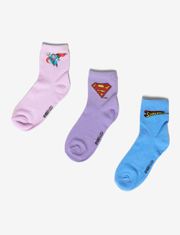 Chaussettes Superman