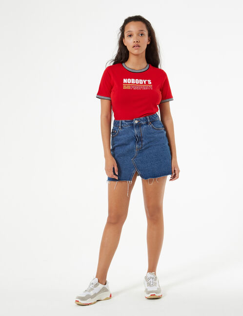 tee-shirt nobody's property