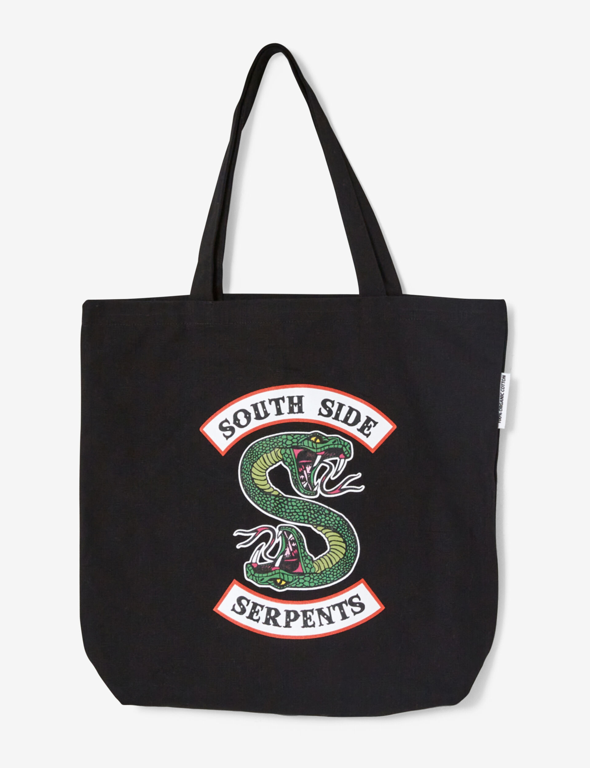 Riverdale South Side Serpents tote bag