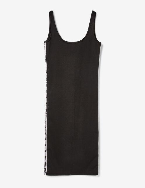 robe tube love noire