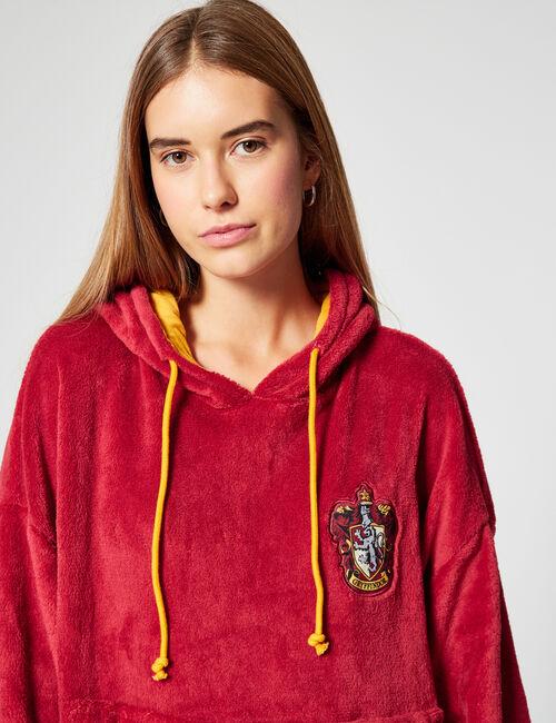Cozy hoodie Harry Potter Gryffondor