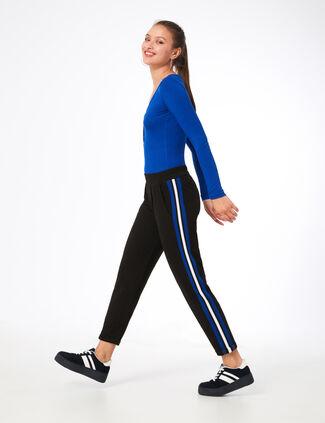 743a476c35b61 Soldes Jogging Femme Jusqu à -60% ! • Jennyfer