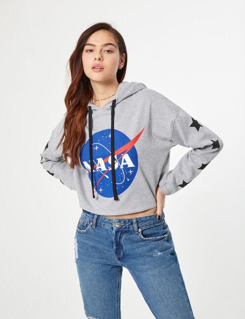 """""""nasa"""" hoodie"""