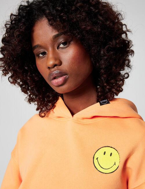 Smiley hoodie