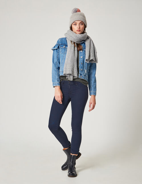 jegging basic brut