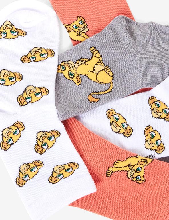 Chaussettes Disney Roi Lion