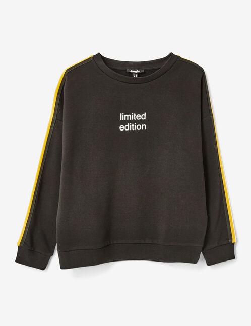 Black limited edition sweatshirt