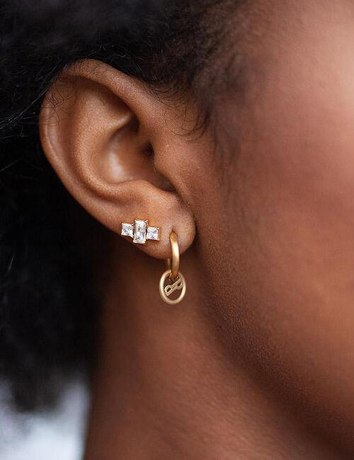 Boucles d'oreilles Passion