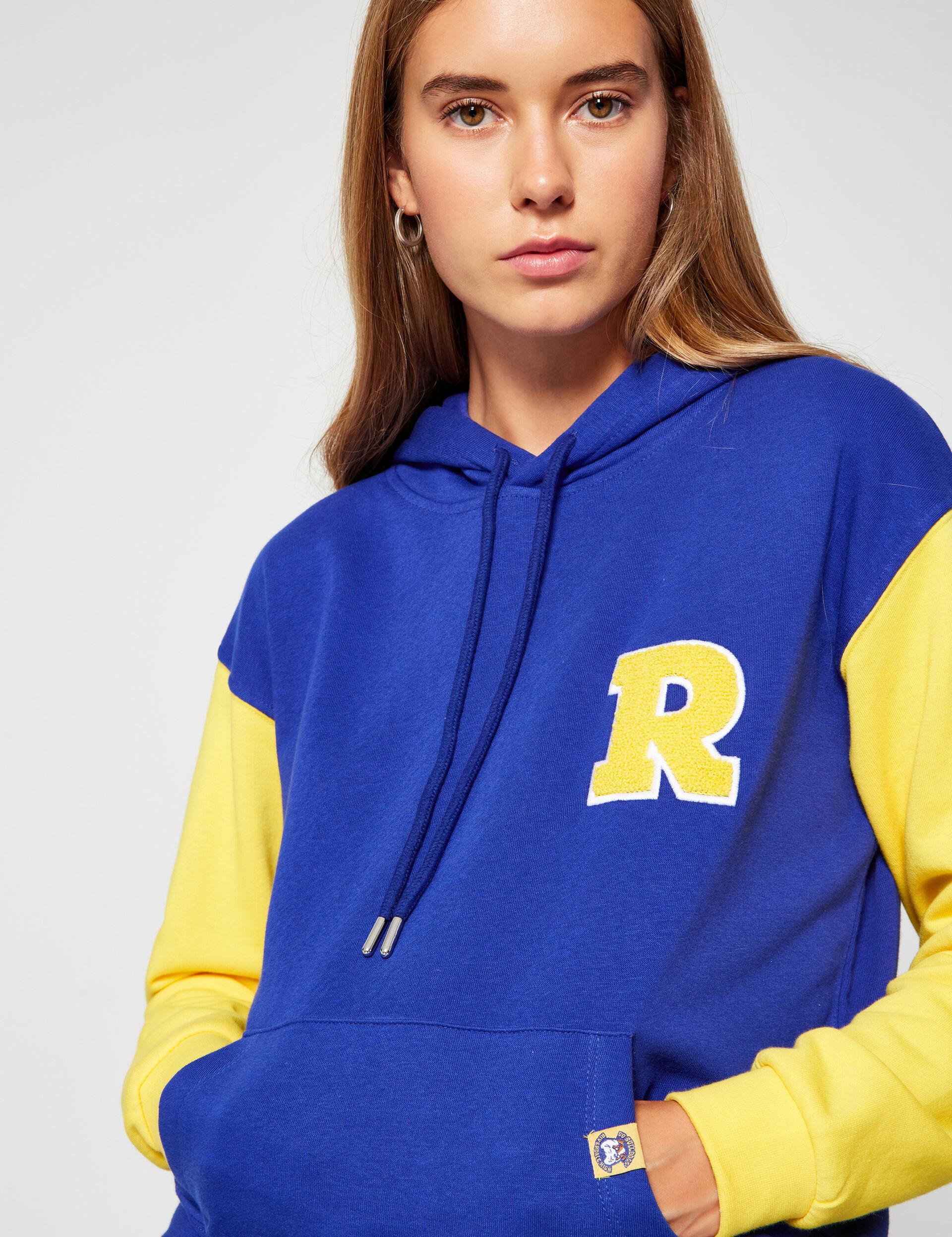 Riverdale two-tone sweatshirt