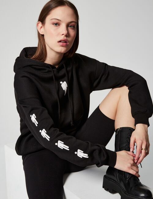 Bill. E sweatshirt, Dark