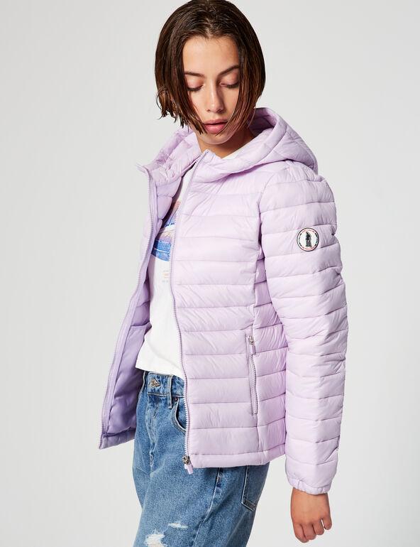 Lightweight padded jacket