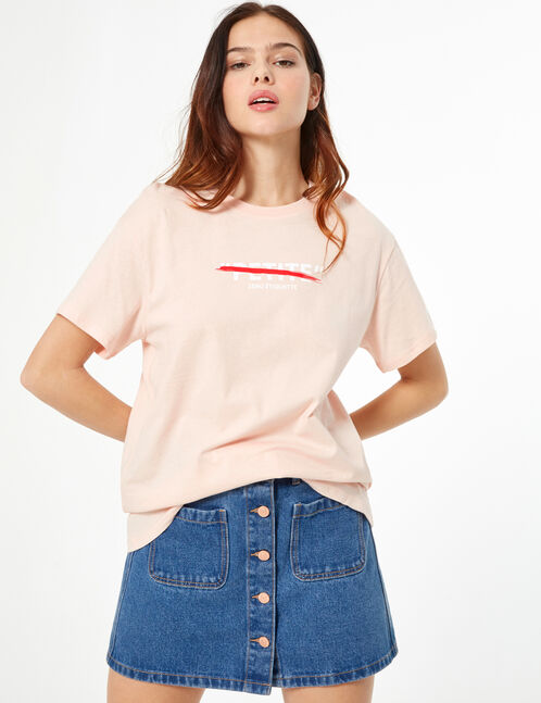 don't call me petite T-shirt