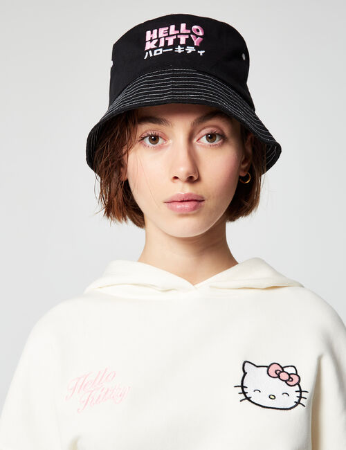 Hello Kitty bucket hat