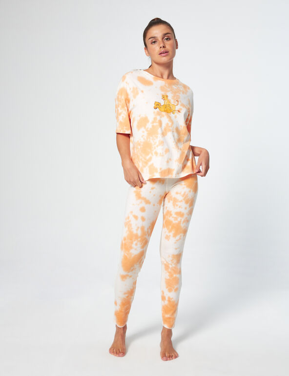 Set pyjama Roi Lion