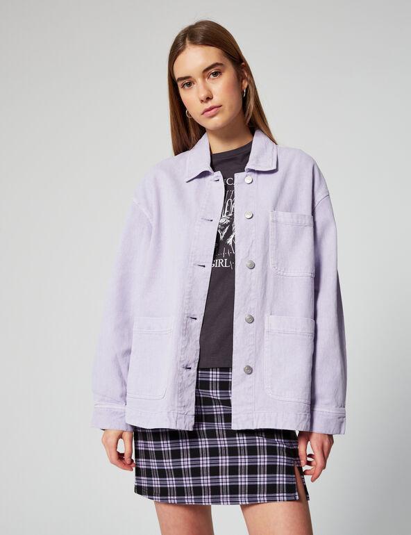 Jacket with pockets