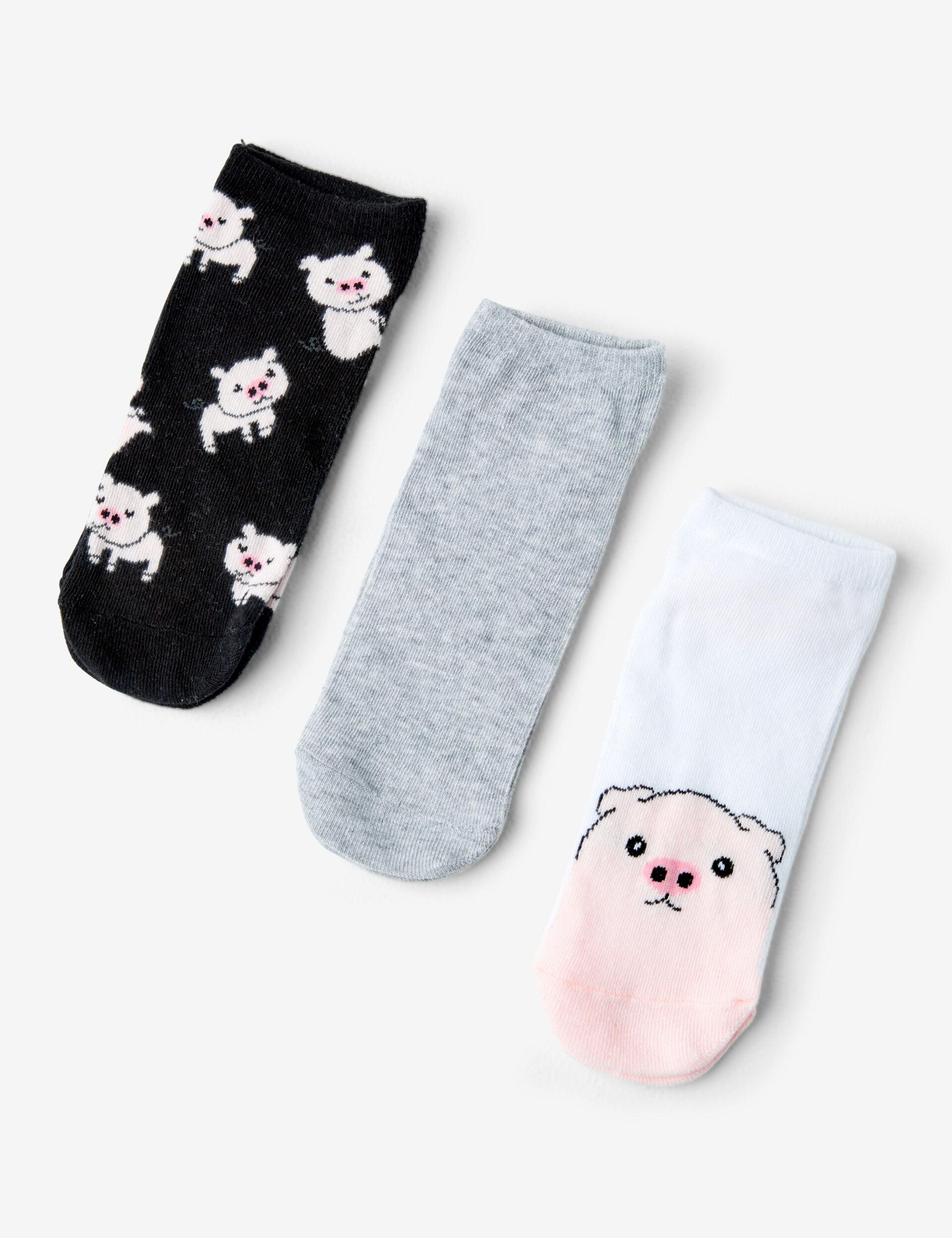 Piglet socks