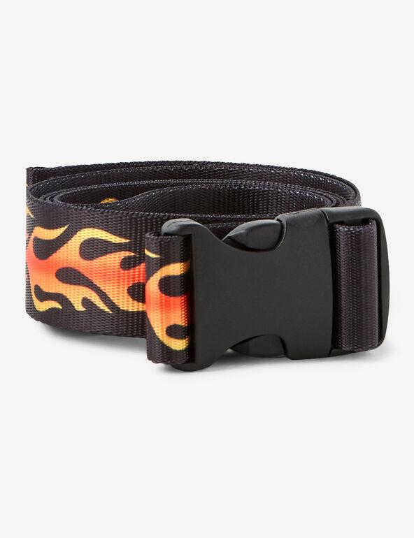 Patterned belt
