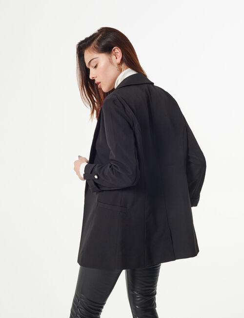 Veste blazer longue
