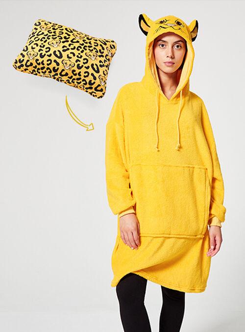 Cozy hoodie Disney Simba