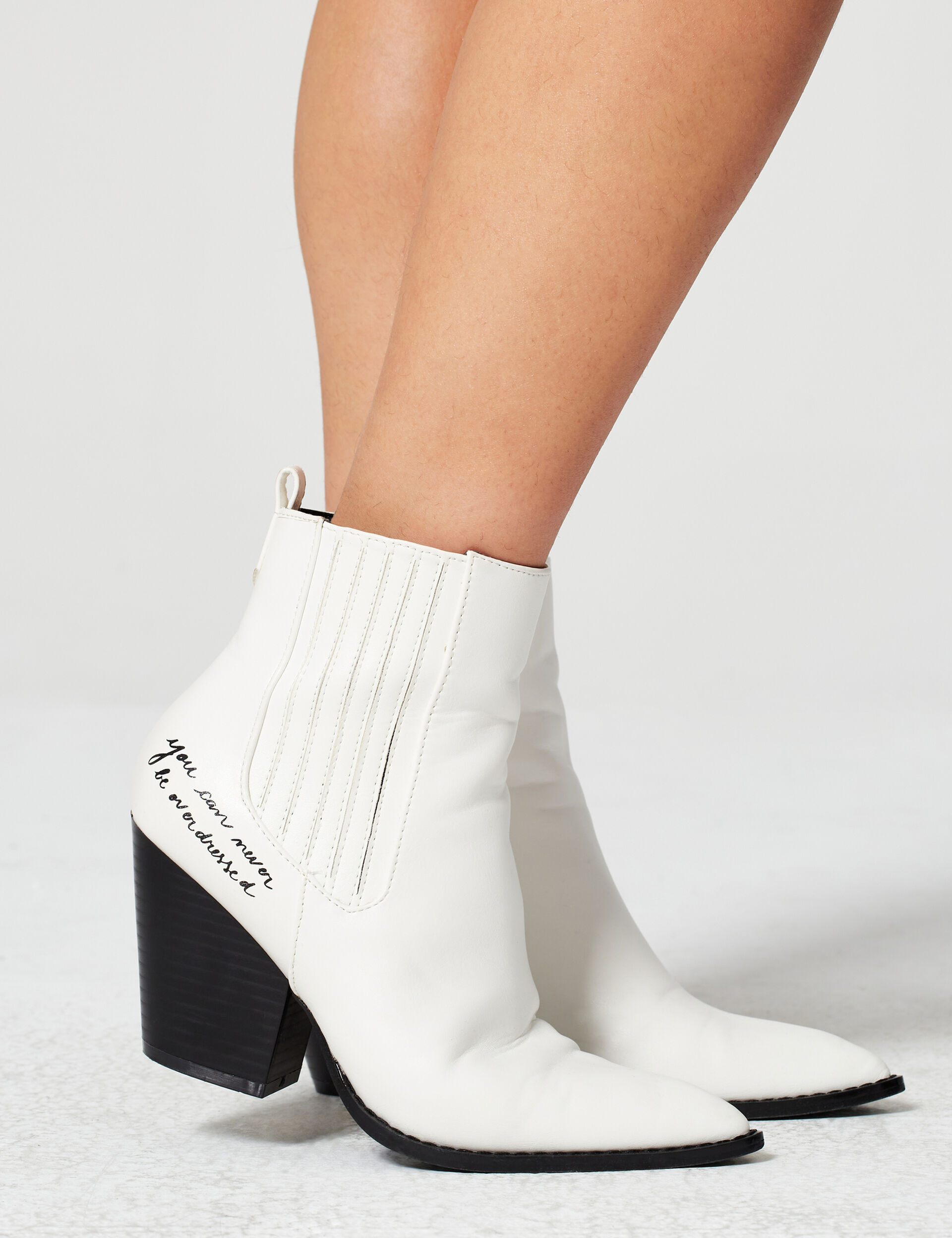 Ankle boots x Léna Situations