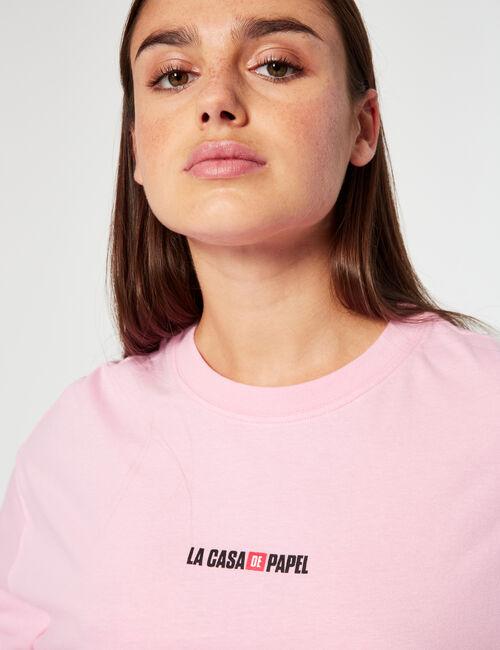 Tee-shirt La casa de Papel