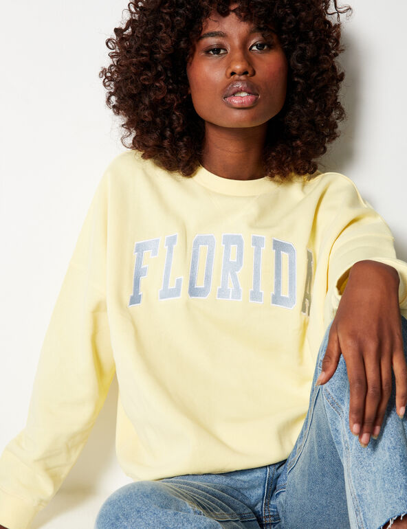 Sweat oversize Florida