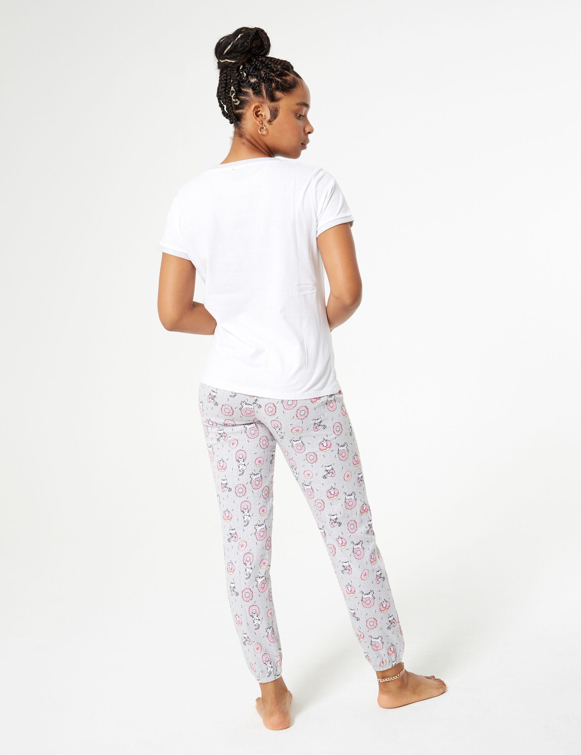 Set pyjama à message