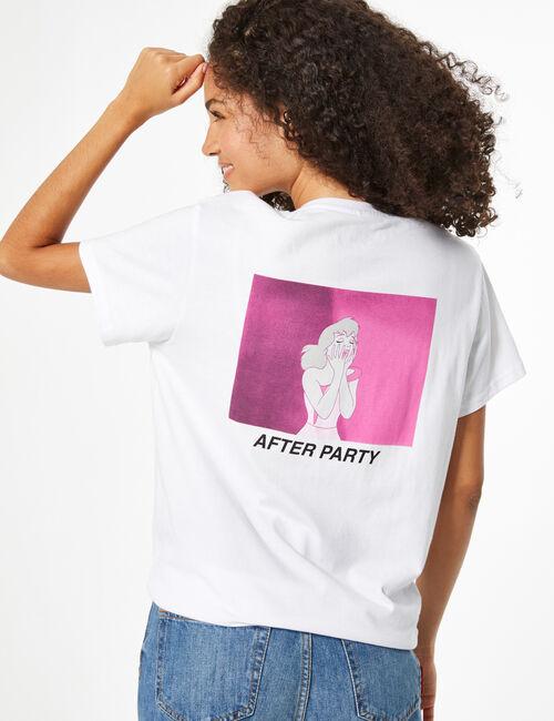 Tee-shirt Disney Cendrillon